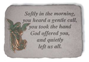 06490 Softly in the morning...w/metal angel (verde)-0