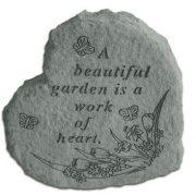 08120 HEART-A beautiful garden...-0