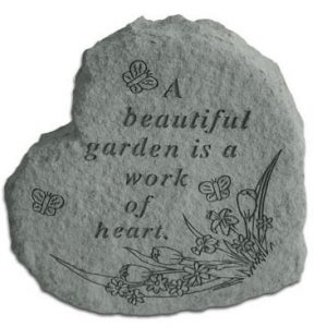 08120 HEART-A beautiful garden...-0