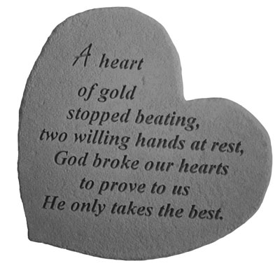 08601 A heart of gold...-0