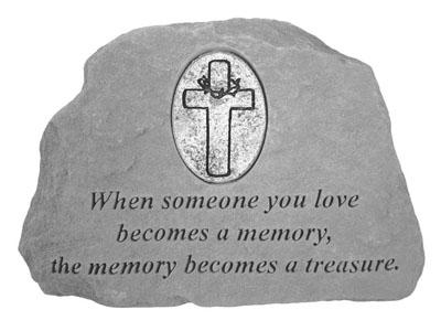 09055 When someone you love...w/cross-0