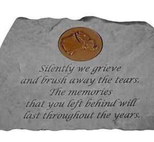 11368 Silently we grieve...w/symbol-0