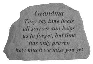 17320 Grandma They say time heals-0