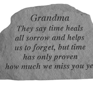 17320 Grandma They say time heals-0