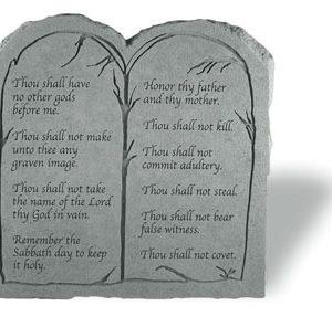 20311 The Ten Commandments (Tablet)-0