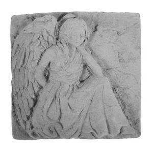 22320 Kneeling Angel Plaque-0
