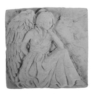 22320 Kneeling Angel Plaque-0