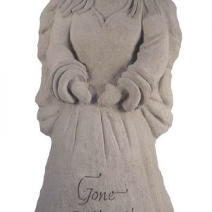 24202 Angel Statue - Gone yet not...-0
