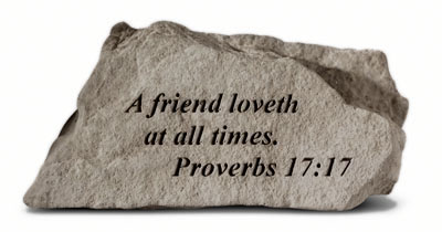 40720 A friend loveth at all times.-0