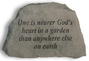 41920 One is nearer God's heart...-0