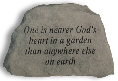 41920 One is nearer God's heart...-0