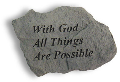 42120 With God all things are possible-0