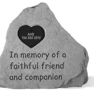 50420 In memory of...w heart-0