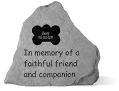 50620 In memory of...w dog bone-4448