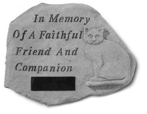 51020 In Memory Of...w/cat Personalized-0