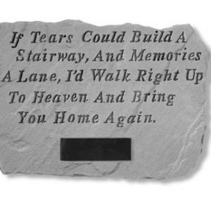 51620 If Tears Could Build...Personalized-0