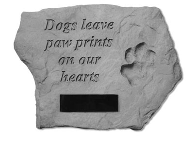 53320 Dogs Leave Paw Prints...Personalized-0