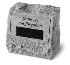 56020 Headstone - Gone Yet Not...-0