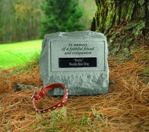 56420 Headstone-In memory of a faithful...-0