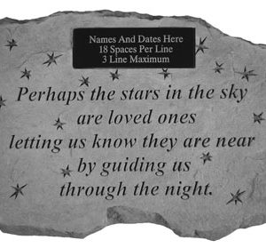 56620 Perhaps the stars in the sky...Personalized-0