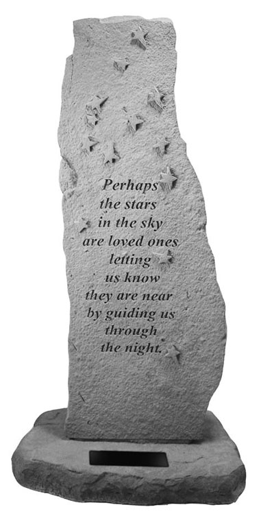 57520 Perhaps the stars...Totem - Personalized-4434