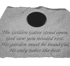 58620 The golden gates...w/marble insert-0
