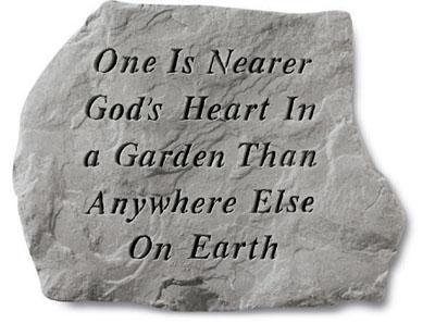 60120 One Is Nearer God's Heart In A Garden...-0