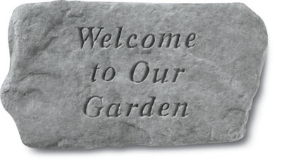 61420 Welcome To Our Garden-0