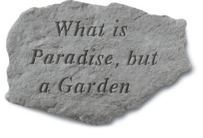 61820 What Is Paradise But A Garden-0
