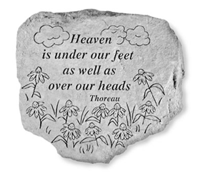 63020 Heaven is under our feet...-0
