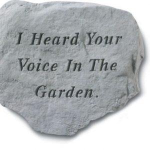 63920 I Heard Your Voice In The Garden-0