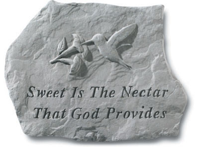 64120 Sweet Is The Nectar That God Provides-0