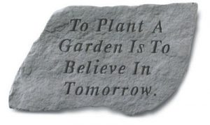 64920 To Plant A Garden Is To Believe...-0