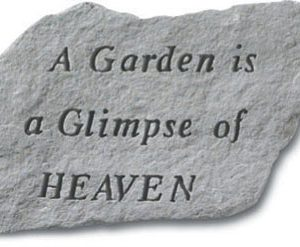65720 A Garden Is A Glimpse Of Heaven-0