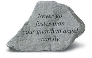 73520 Never Go Faster Than Your Gaurdian...-0