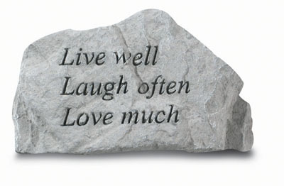 "73920 ""Live well, Laugh often""-0"