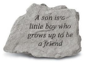 74120 A Son Is A Little Boy Who Grows Up...-0