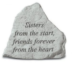 """74220 """"Sisters From The Start, Friends...""""-0"""