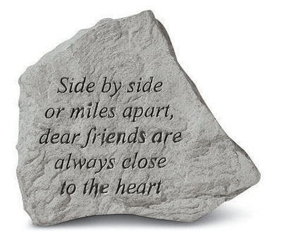 """75420 """"Side By Side Or Miles Apart,...""""-0"""