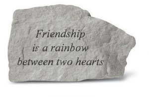 75720 Friendship Is A Rainbow Between...-0
