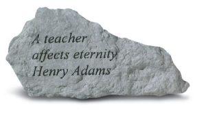 76920 A Teacher Affects Eternity-0