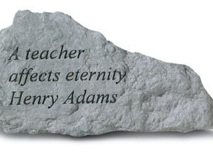 76920 A Teacher Affects Eternity-0