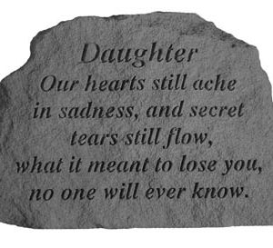 77820 Daughter - Our hearts still...-0