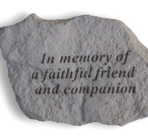 79520 In Memory Of A Faithful Friend...-0