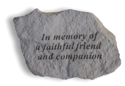 79520 In Memory Of A Faithful Friend...-4175