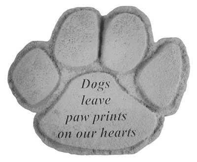 90520 Dogs leave paw prints...-4588