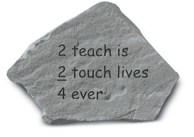 91220 2 teach is 2 touch lives 4 ever-0