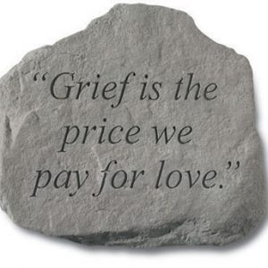 92520 Grief Is The Price We Pay For Love-0