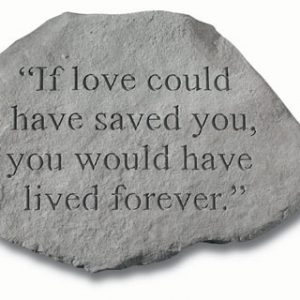 92620 If Love Could Have Saved You...-0