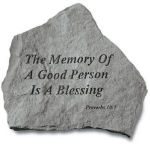 93120 The Memory Of A Good Person...-0